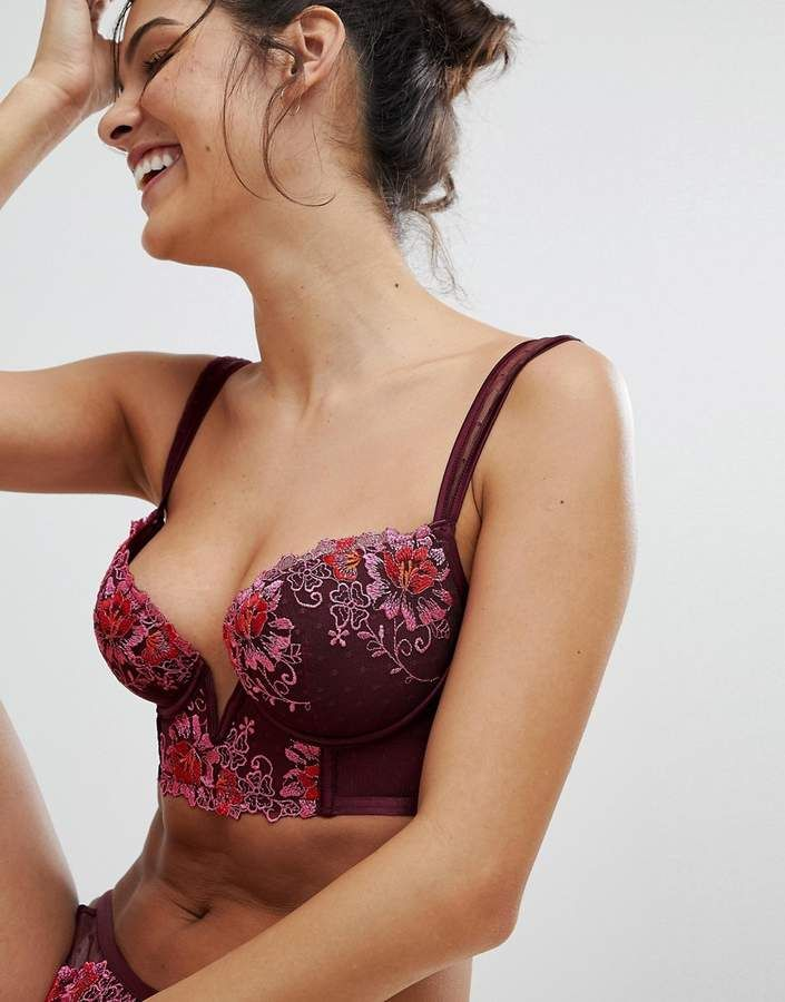 0f6cd609e11 Ann Summers Karmen Plunge Bra in 2019