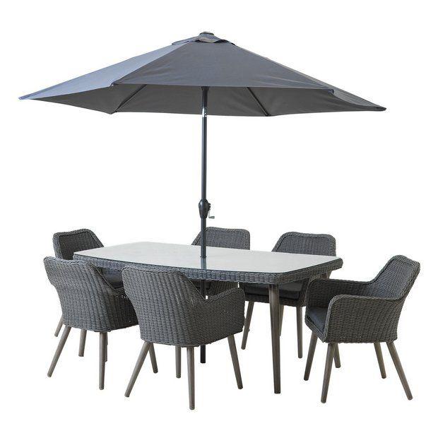 Gartentisch Und Stühle, Sets Tisch Und Stuhl, Gartenmöbel, Haus Und Garten,  Ess Sets, Rattan