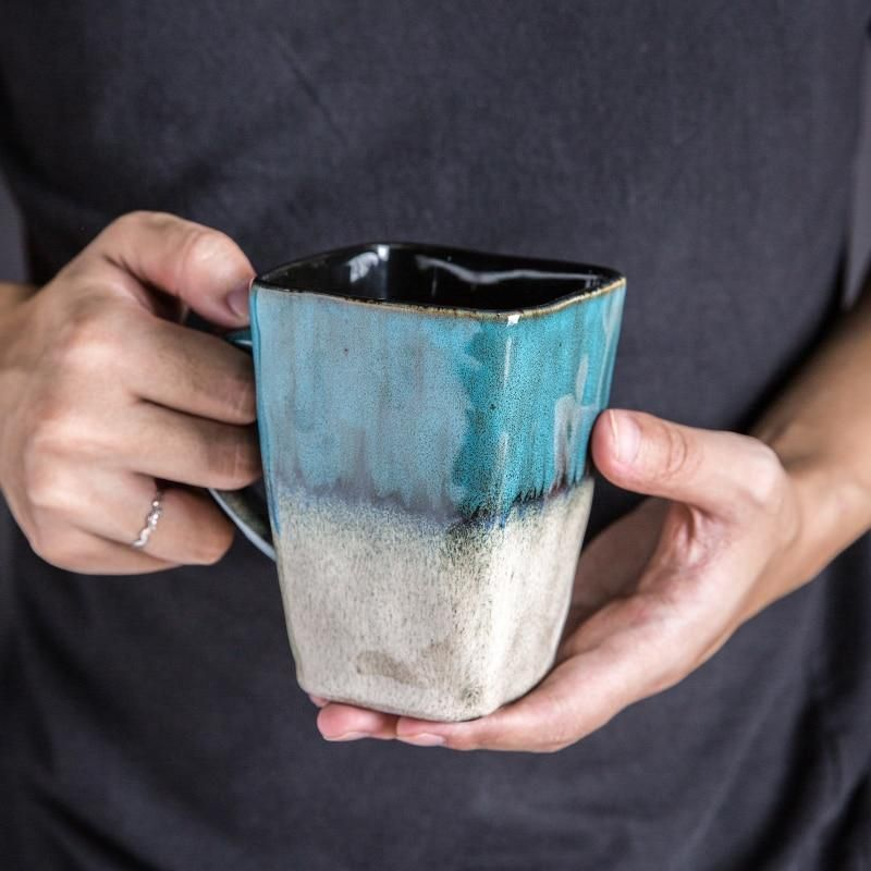 Full of style and art, this cup is made of the highest quality porcelain and is glazed manually. Coffee and tea will have a completely different flavor from now on.  #cup #mug #mugs #ceramic #ceramics #waves #handmade #design #pottery #interiordesign #art #clay #designer #product #productdesign #productphotography #industrialdesign #modernfurniture #designdaily #designlife #designblog #lovedesign #designinspo #designing #designstudio #instadesigner #homegoods #archilover #architecture