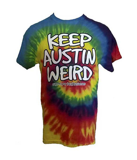 Keep Austin Weird Shirts 5