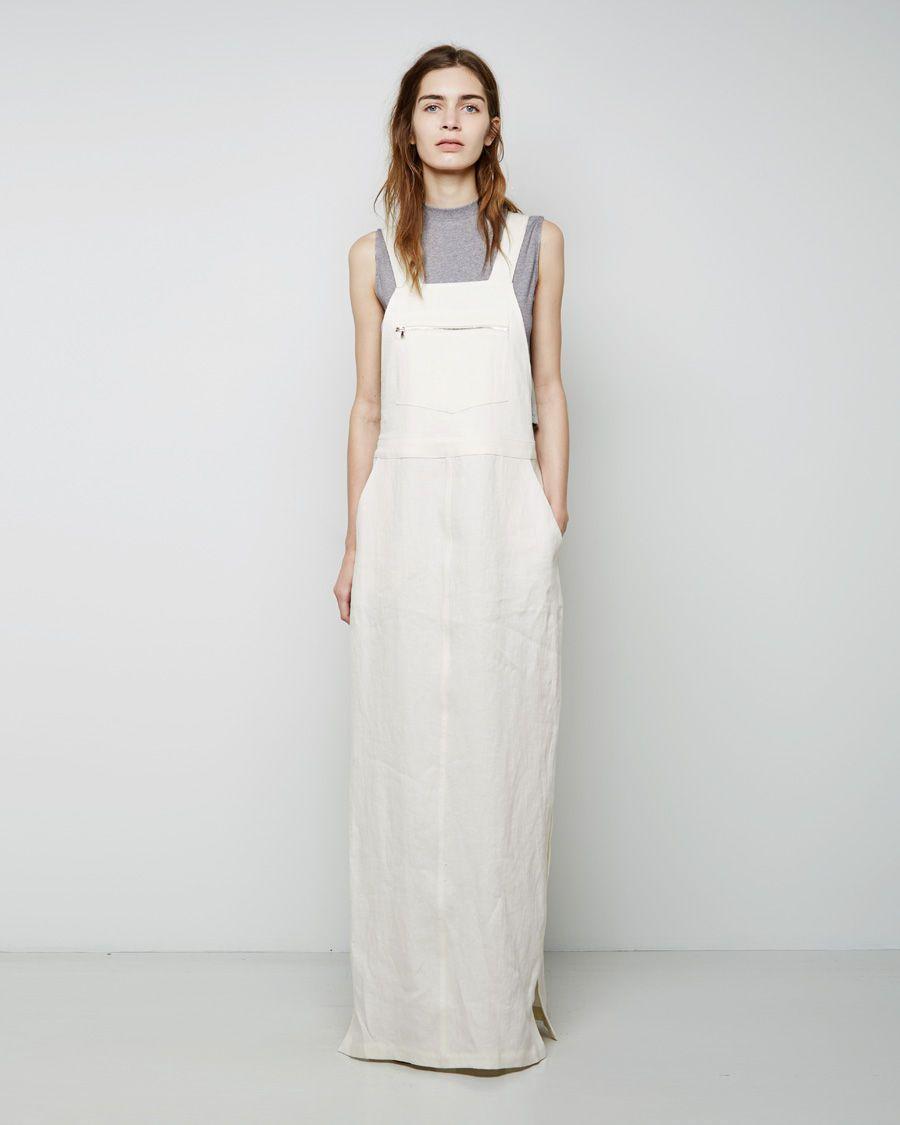 ecd3d04093 Image result for long overall dress