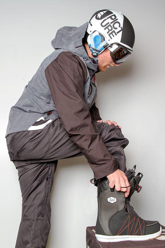 Salomon Launch Boa St8 Jkt Snowboard Boot Bonfire Morris Ski Pant Picture Hubber Helmet Snowboard Boots Snowboard Ski And Snowboard
