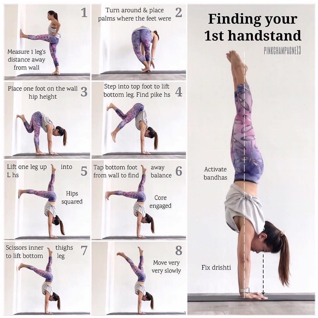13+ How do you do a handstand ideas in 2021
