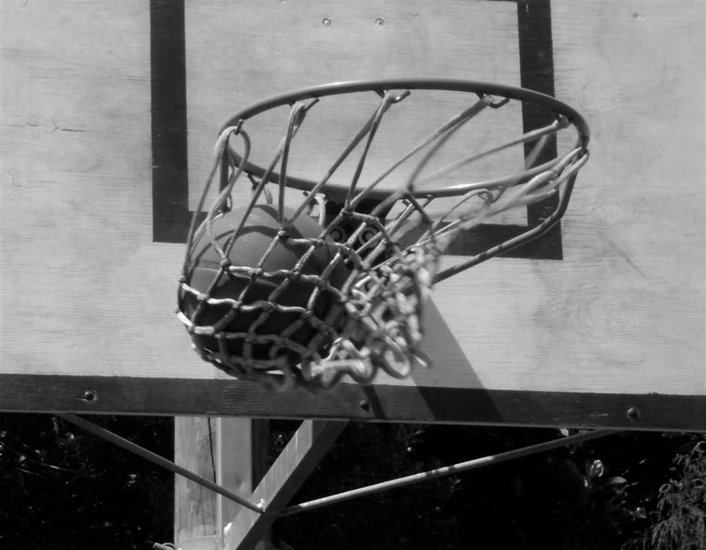 Basketball player black and white photography gordonton school photo competition