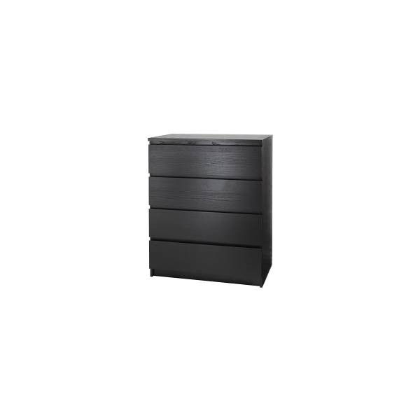 Ikea Malm 4 Drawer Chest Birch Veneer 100 Liked On Polyvore