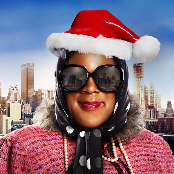The Holiday cheer is spreading! A Madea Christmas is