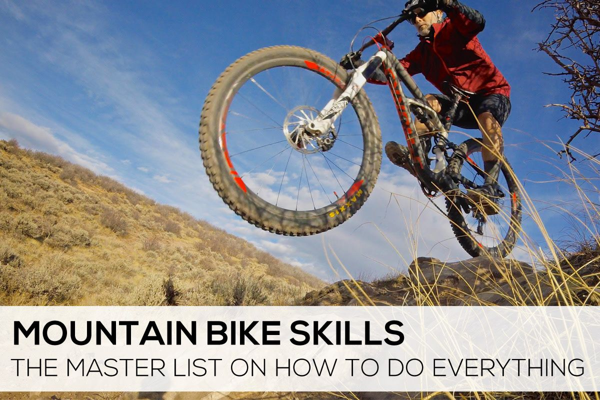 Mountain Bike Skills Clinics