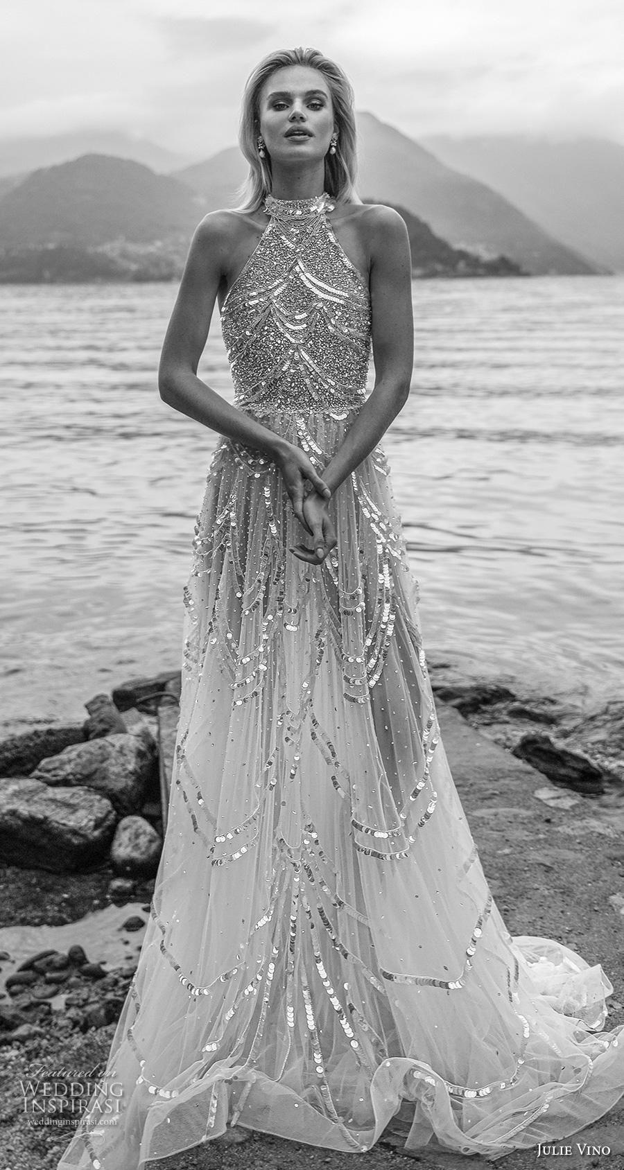 "Julie Vino Herbst 2020 Brautkleider – Brautkollektion ""Bellagio""   – Things for my fictional self"