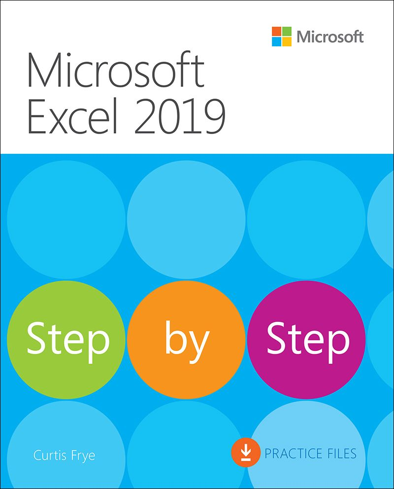 Microsoft Excel 2019 Step by Step Pdf Free Download | IT e-Books
