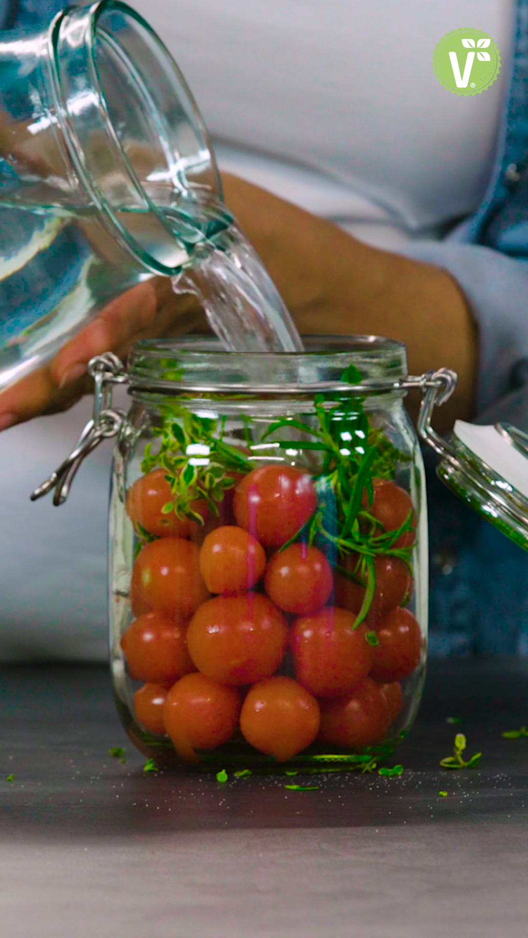 Photo of Fermented tomatoes – how it works!