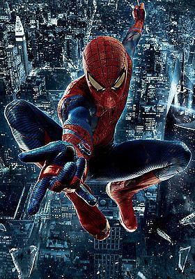 A0 A1 A2 A3 A4 Sizes Available The Amazing Spider Man Hero Poster Art Print