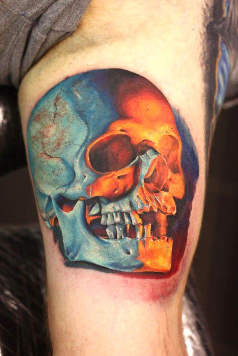 Skull - John Nêmesis Anderton