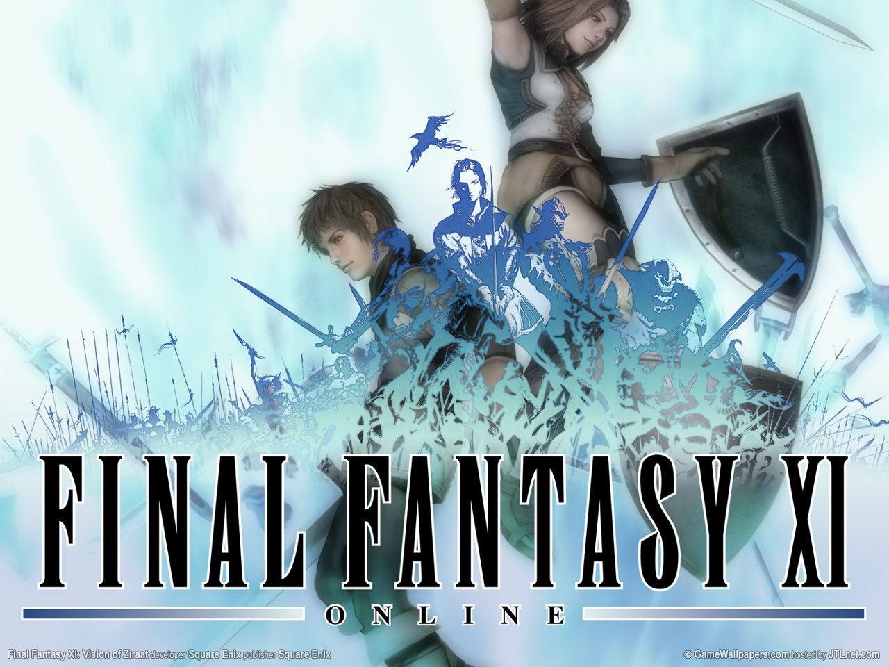 Week 11 Final Fantasy Xi The First Multi Player Online Final