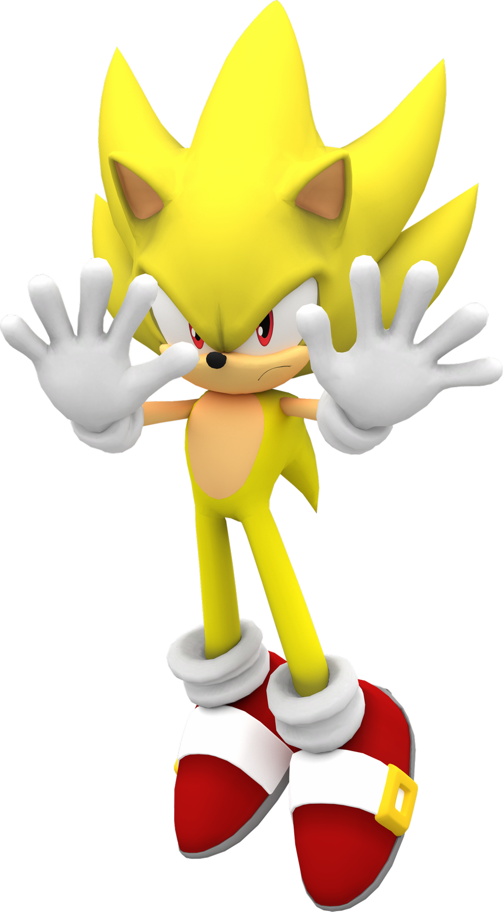 Super Sonic By Pho3nixsfm On Deviantart Sonic Party Sonic Birthday Sonic