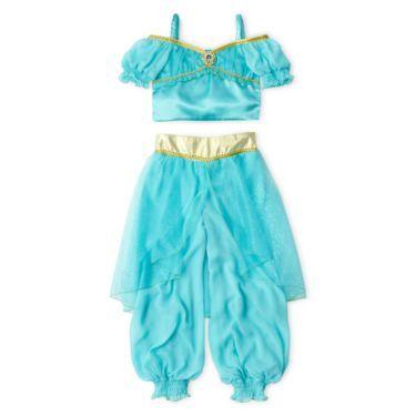 7c2232dee38c Disney® Jasmine Costume - JCPenney