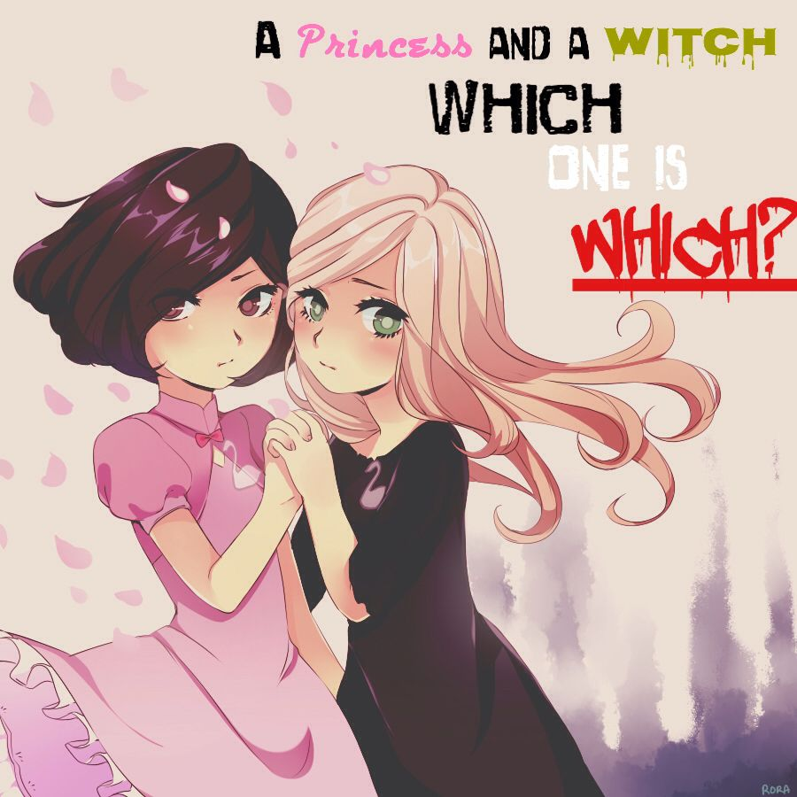 Agatha And Sophie The School For Good And Evil
