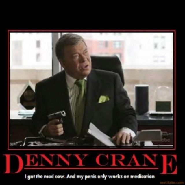 Sure Do Miss Good Ole Denny Crane Boston Legal People Best Denny Crane Quotes