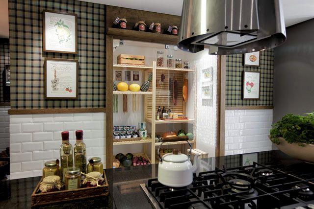 cozinha gourmet casa cor ms mato grosso do sul Izabela Kassar Moretzsohn