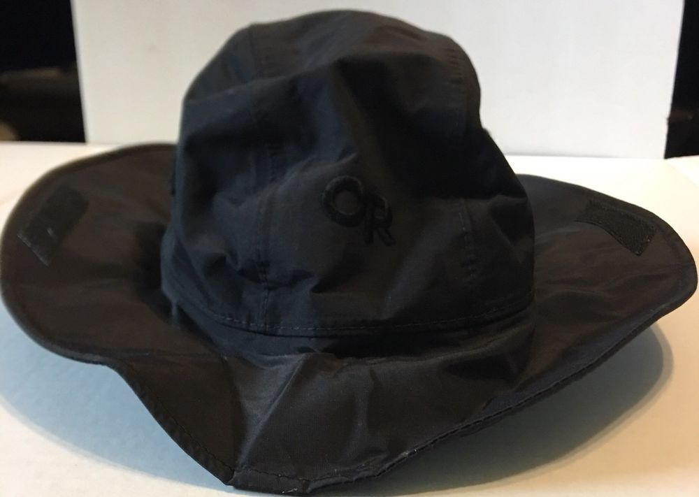 1b08e0bc305b3a Outdoor Research OR Seattle Sun Sombrero Bucket Hat with Velcro and  Drawstring
