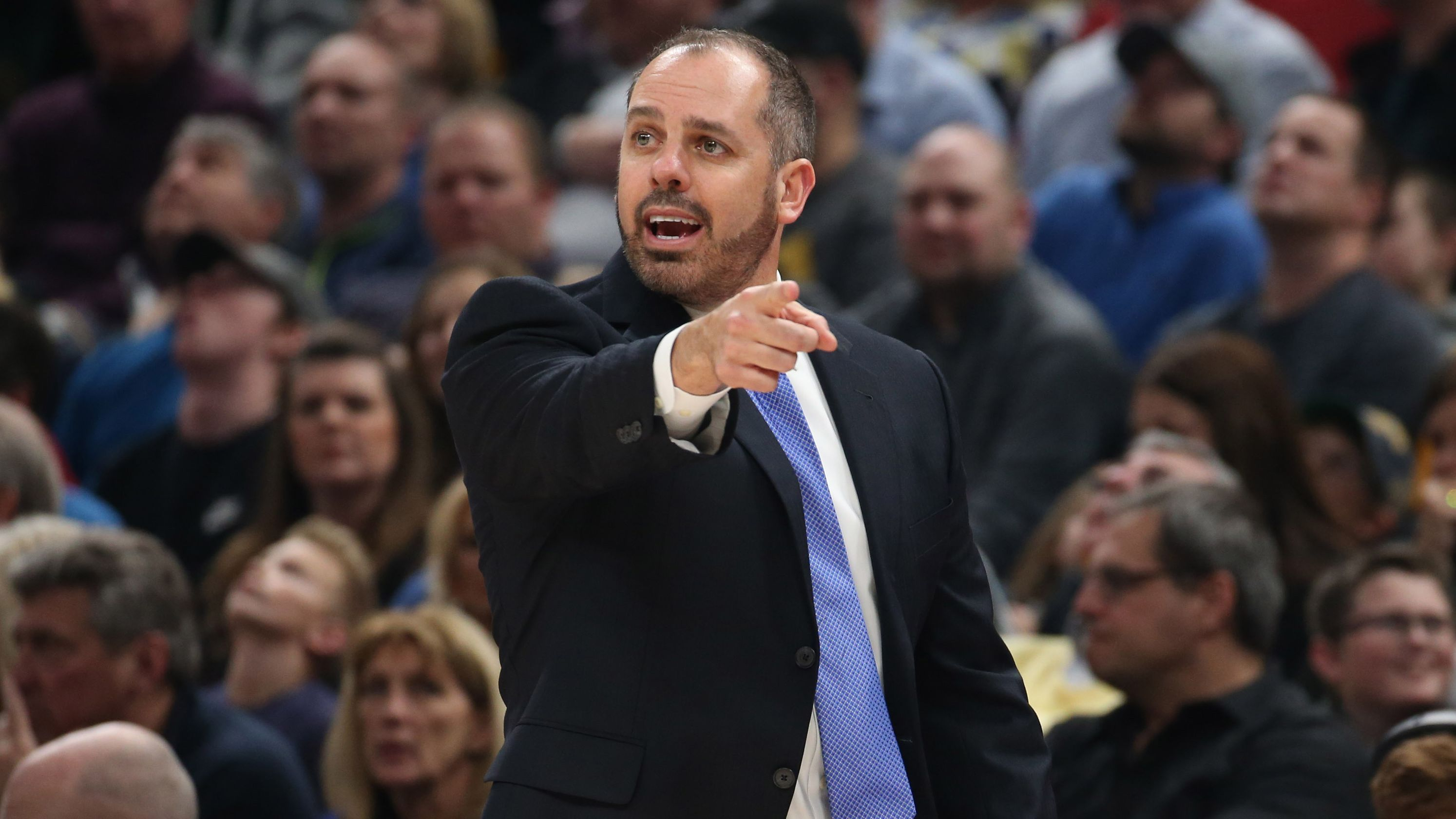 Frank Vogel Reaches Deal To Be Lakers 39 New Head Coach Jason Kidd Joins Staff Jason Kidd Lakers Coach
