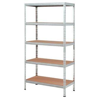 Sencys Metalen Opbergrek.Sencys Opbergrek Jumbo Xl Your Space Diy Storage Rack Shelves