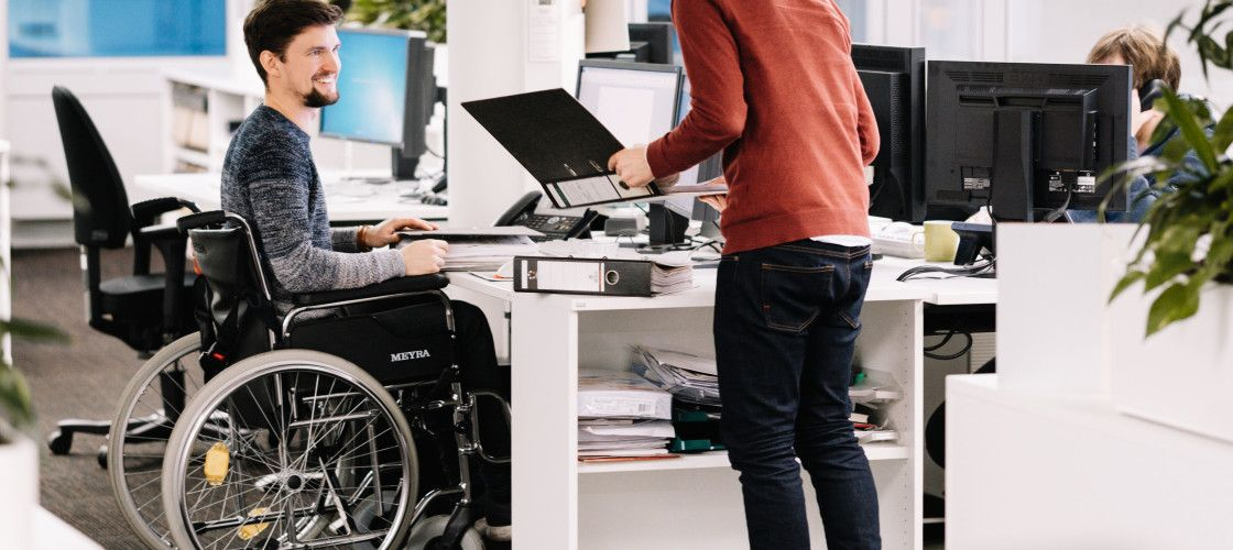 How to create an inclusive work environment for disabled