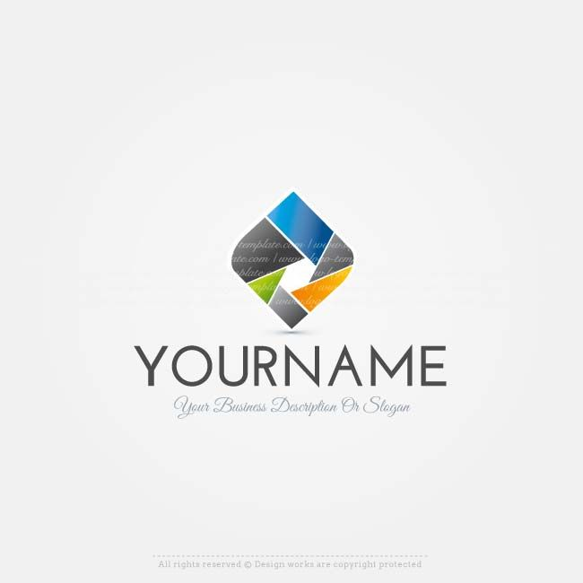Online Free Logo Maker Camera Focus Logo Design Create A