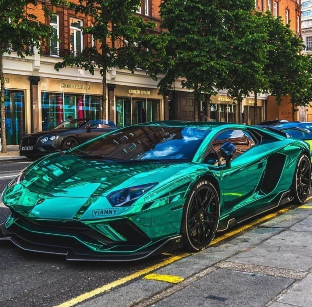 Green Chrome Anyone Theunobtainable Followformore Super Supercars Luxurycars Luxurylife Green Chrome Anyone Best Luxury Cars Lamborghini Luxury Cars