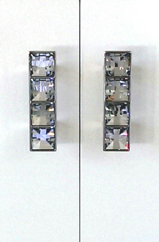 Bosetti Marella Swarovski hardware