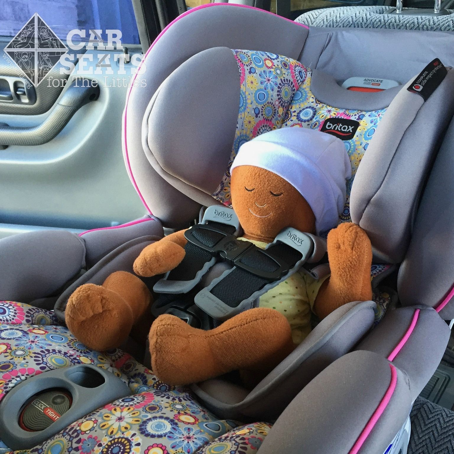 Choosing a Convertible Car Seat for a Newborn - Car Seats For The Littles