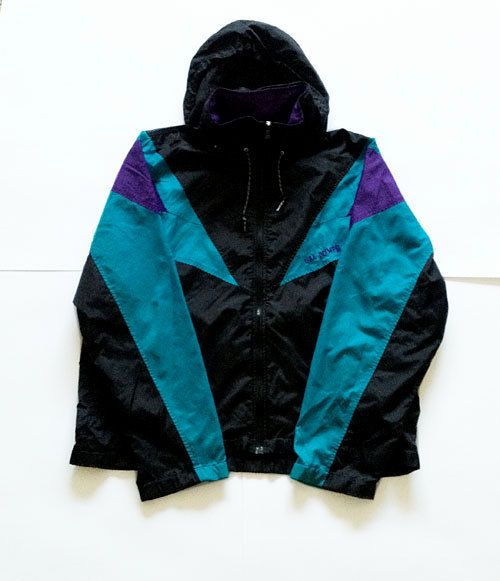 Nike Olympic Windbreaker on Etsy, $39.99