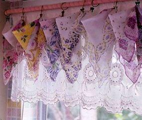 Handkerchiefs...
