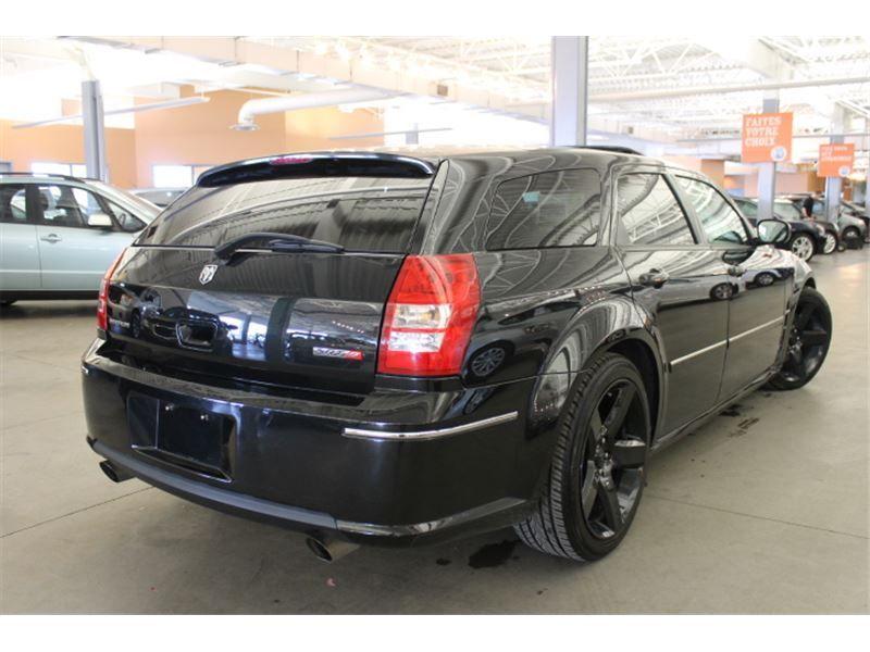car 2006 dodge magnum srt8 4d wagon in laval qc 14 995 pinterest dodge magnum. Black Bedroom Furniture Sets. Home Design Ideas