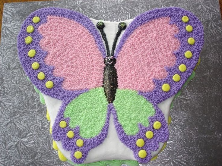 butterfly cake decorating party ideas Pinterest ...