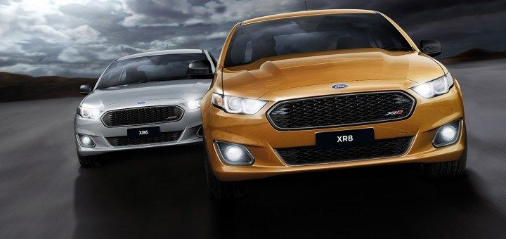 2019 Ford Falcon XR8 Review