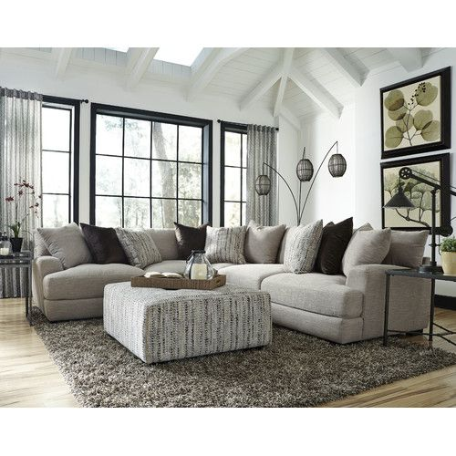 found it at wayfair sabine sectional sofa shopliving room