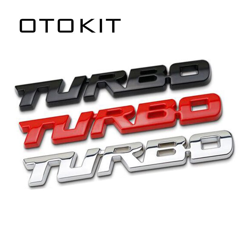 Cheap Turbo Emblems Buy Quality Car Styling Stickers Directly