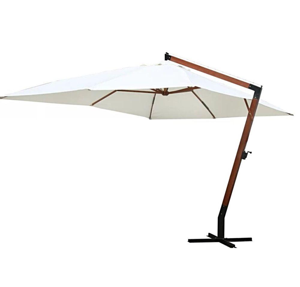 Extra Large Garden Parasol Outdoor Big Lawn Patio Sun Umbrella Canopy Floating Biglawn Large Patio Umbrellas Patio Umbrella Outdoor Patio Umbrellas