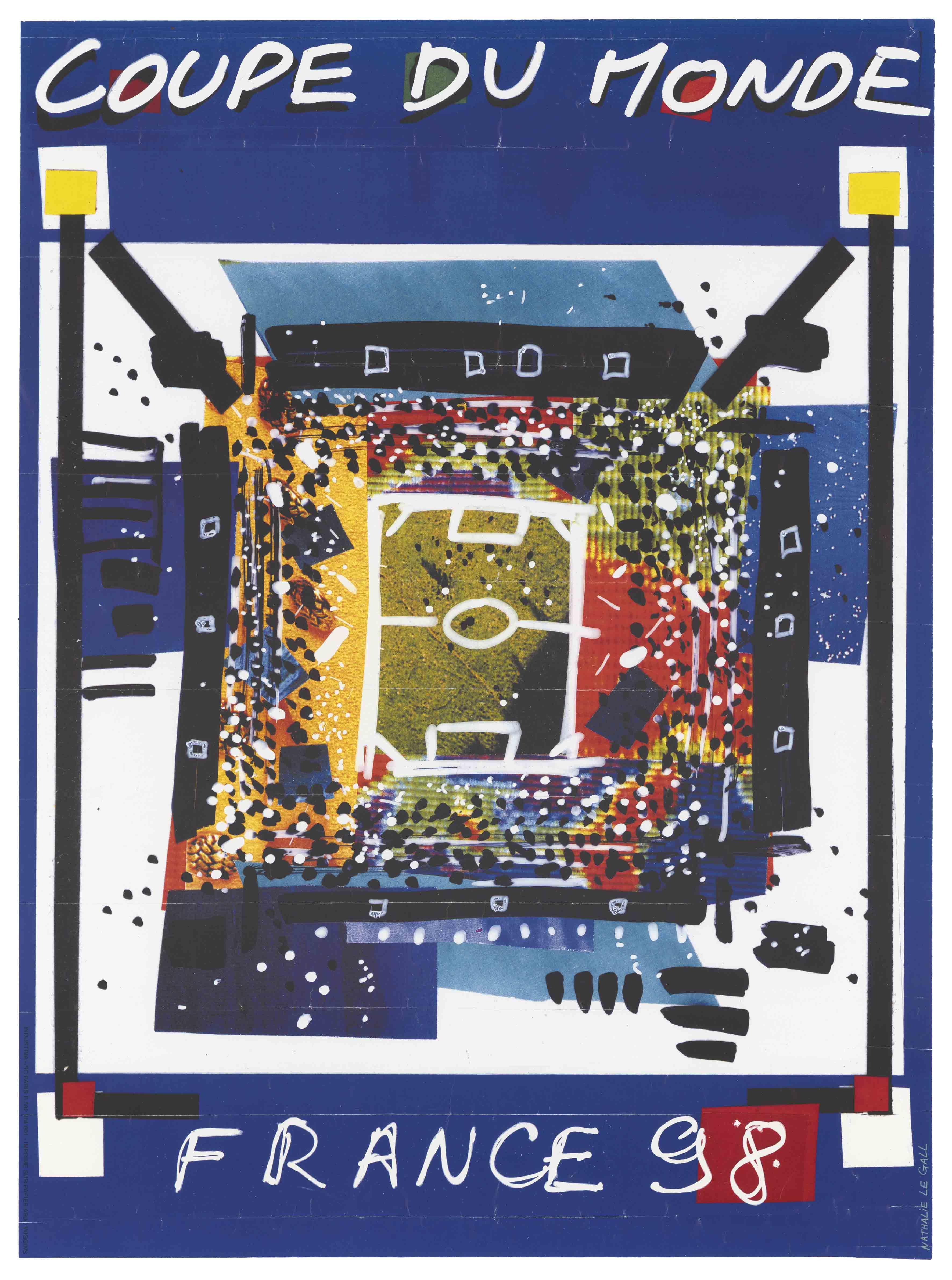 """Exposition aux archives nationales """"Le foot, une affaire"""