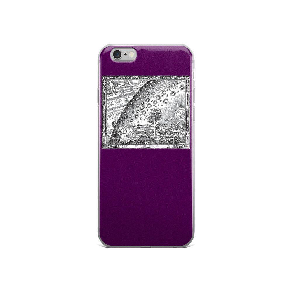 Flammarion iPhone 5/5s/Se, 6/6s, 6/6s Plus Case