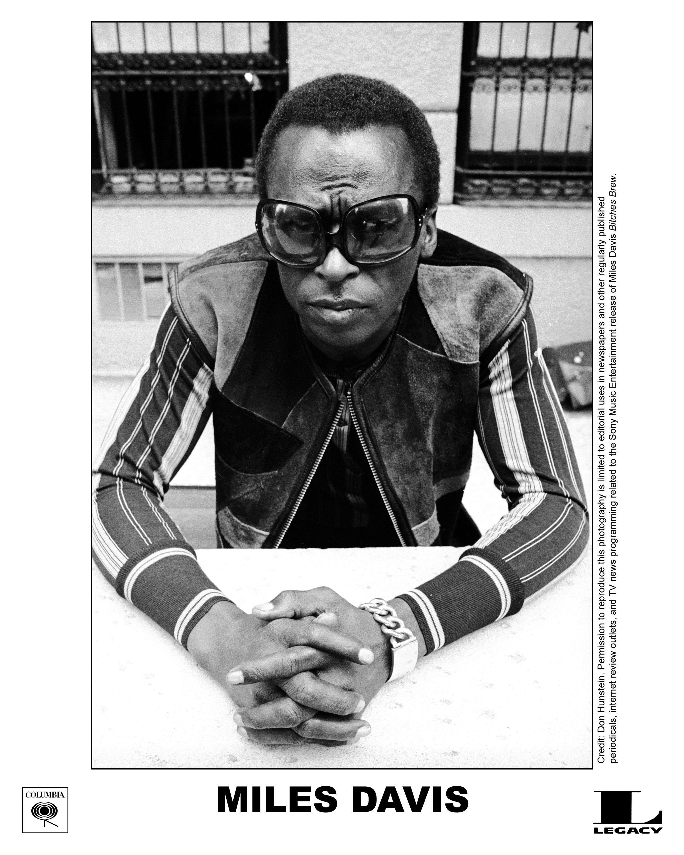 Miles Davis - ambient funk period