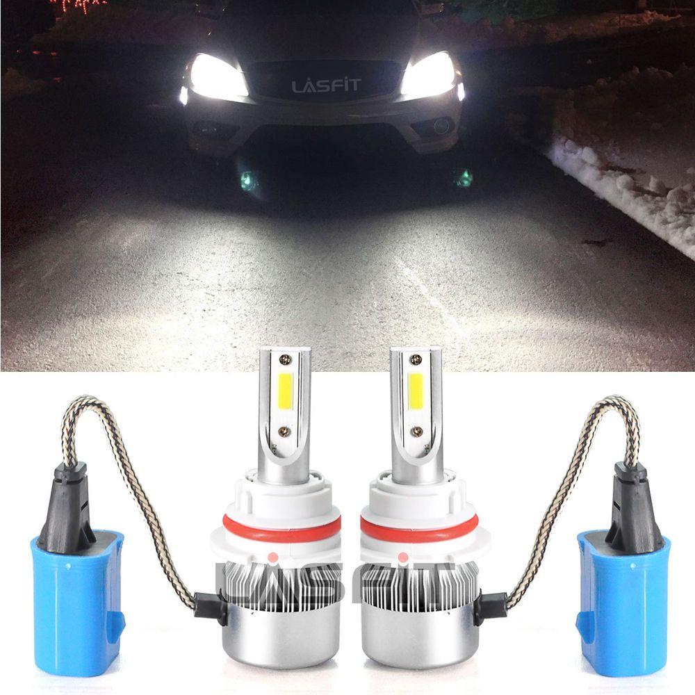 9007 HB5 LED Headlight Bulb for Ford F-150 1992-2003 F-250 1992-1999 COB