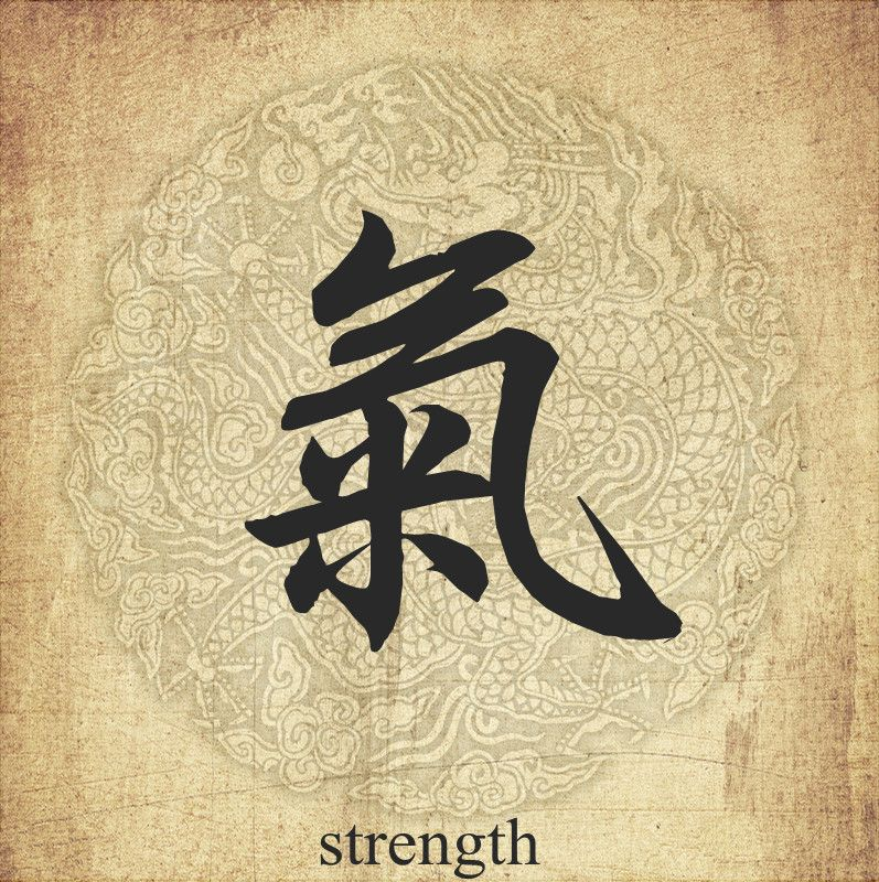 Strength In Chinese Character Chinese Letter Tattoos Chinese Character Tattoos Japanese Tattoo Symbols
