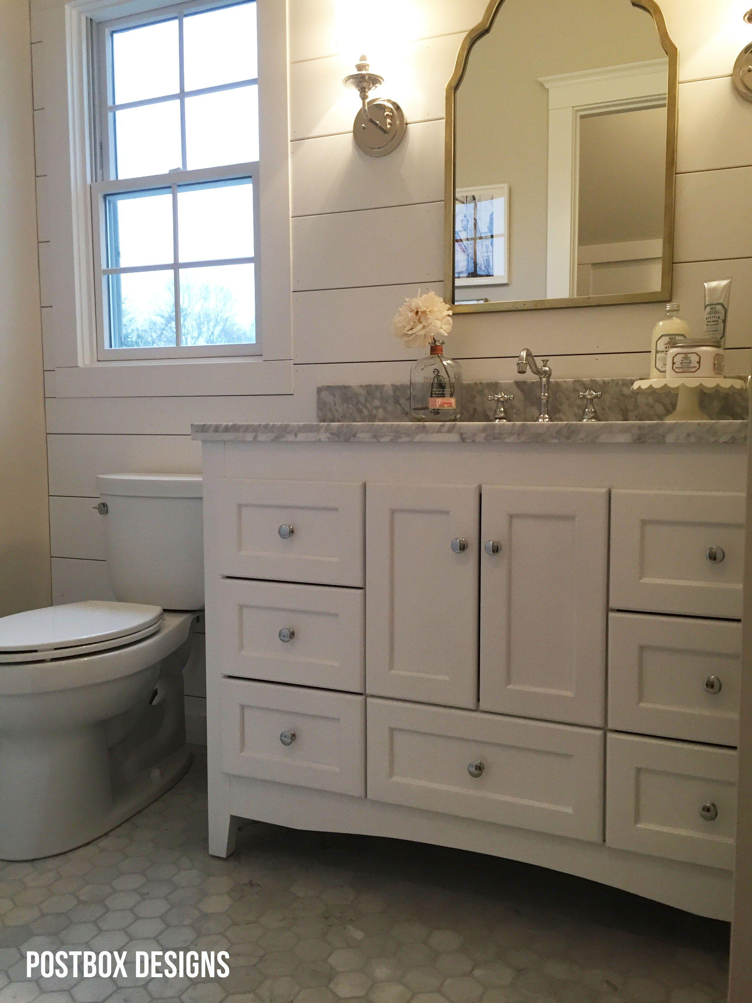update a builder basic bathroom - Basic Bathroom Designs