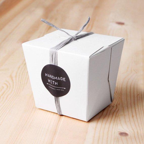 Download 5 X To Go Boxes Noodle Boxes White Box Ide Kemasan Kemasan Produk Kemasan Desain
