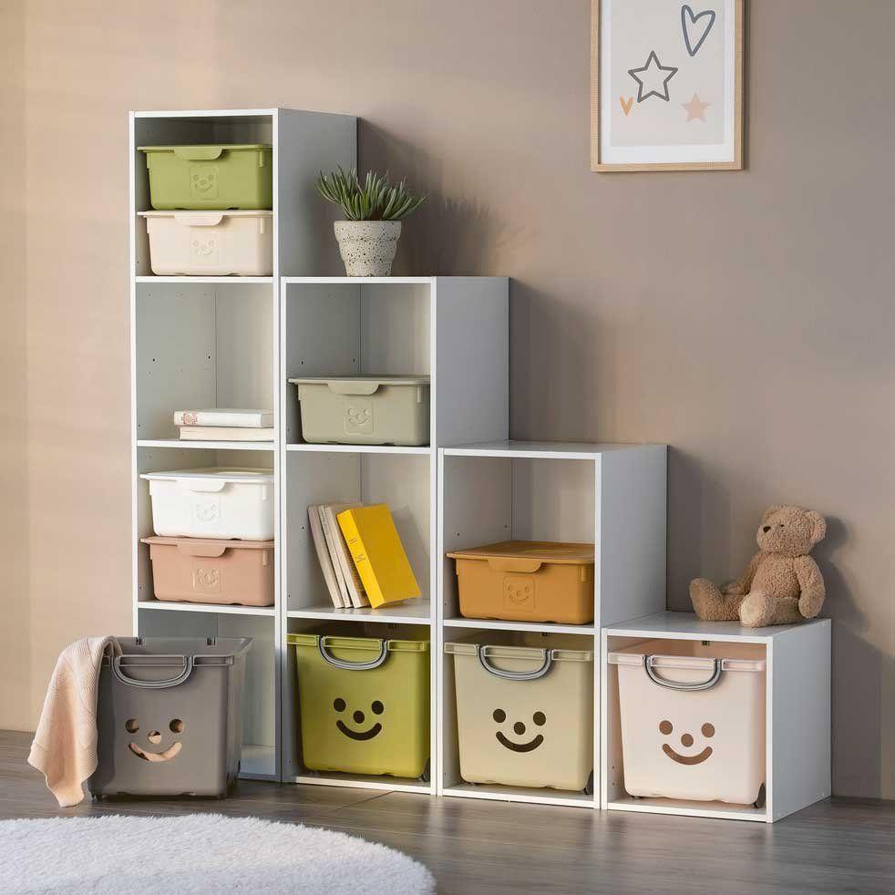 10 rangements pour une chambre d\'enfant sans jouets qui ...