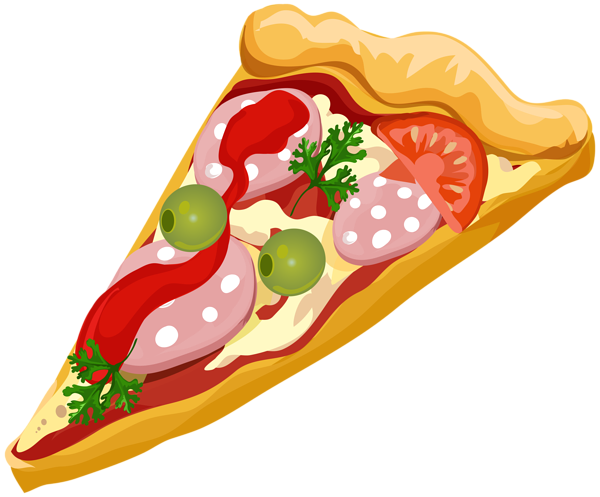 Pin By Bermuda Lajos On Keret Clip Art Pizza Slice Pizza
