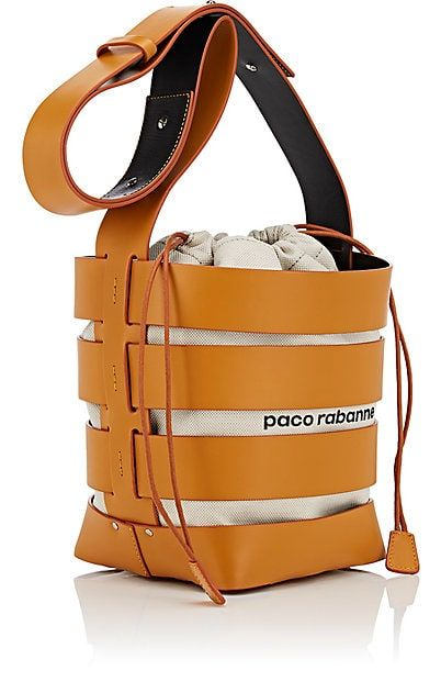 Cage Paco Bgy76fy 505231393coolio Bags Bucket Rabanne Bag 7byf6Ygv