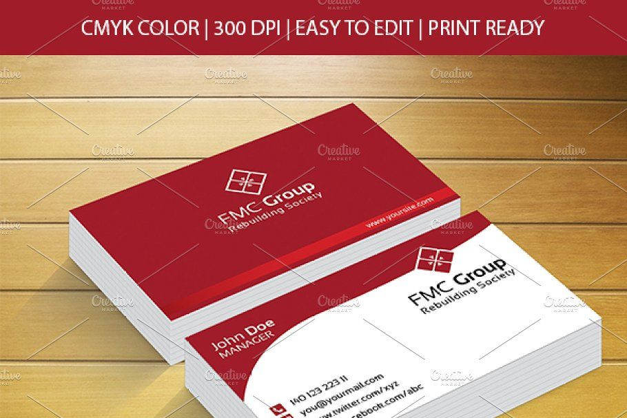 Fmc Group Business Card Cards Business Cards Business