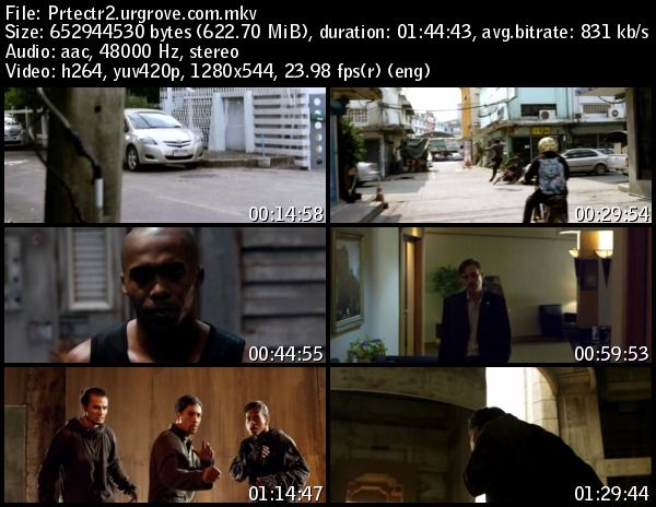 The Protector 2 2013 BluRay 720p hd hollywood movies free